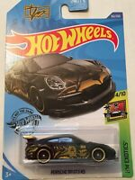 Hot Wheels 162/250 - 2020 HW Exotics 4/10 - Tanner Fox Porsche 911 GT3 RS New