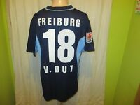 "SC Freiburg Jako Auswärts Trikot 2002/03 ""Natur Energie"" + Nr.18 V.But Gr.XL TOP"