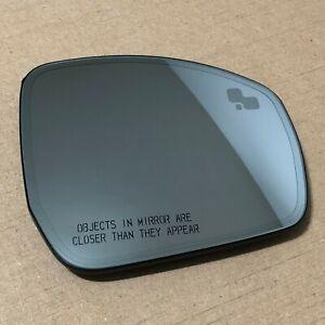 OEM 13-20 Land Range Rover RIGHT Mirror Auto Dim Heated Glass w Blind Spot Alert