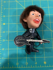Paul McCartney Remco Doll (Soft) w/ John Lennon Guitar