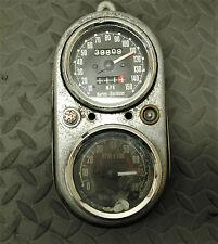 Vintage HARLEY DAVIDSON Motorcycle Speedometer Tachometer
