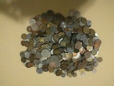 5 LBS Lot Mixed World Coins