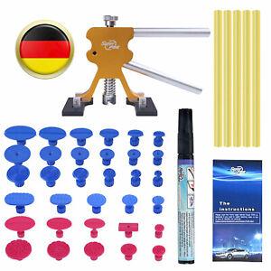 Ausbeulwerkzeug Dellenlifter Gleithammer DIY Kunststoffreparaturset Beulen Kit