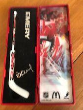 McDonald's NHL Hockey Star Sticks 2007-2008 Ray Emery