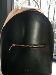 Ted Baker Leather Backpack Bag