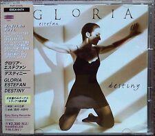 1996 Gloria Estefan Destiny ESCA 6474 Japan Reach (Gold Medal Single Edit)