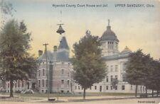 Wyandot County Court House and Jail, Upper Sandusky, Ohio