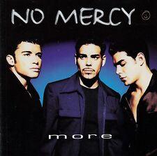 NO MERCY : MORE / CD - NEU