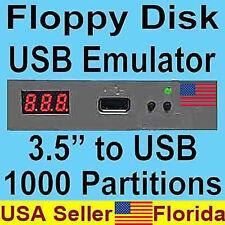 USB to Floppy Disk Drive Emulator Yamaha Clavinova CPV PSR 100 200 540 740 ELX-1