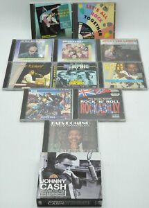 Various : Rock 'n' Roll - 14 CD Job Lot