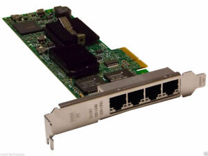 Dell intel Pro 1000 0H092P OYT674  VT PCI-E Quad Port Network Interface Card