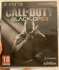 Call of Duty: Black Ops II 2 - PlayStation 3 (PS3) VERY GOOD + MANUAL FAST POST