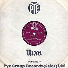 "PETULA CLARK 78 ""  LOVE ME AGAIN / IN A LITTLE MOMENT "" UK  PYE NIXA N 15135 V+"