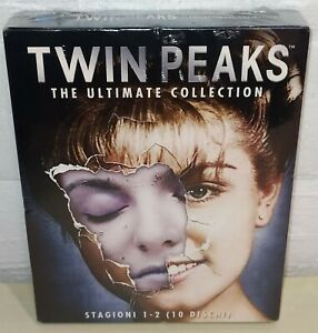 TWIN PEAKS - THE ULTIMATE COLLECTION - STAGIONI 1 - 2 - 10 BLU-RAY