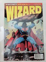 WIZARD Comics Magazine #47 July 1995 ORIIGNAL TOM GRUMMETT COVER ART!