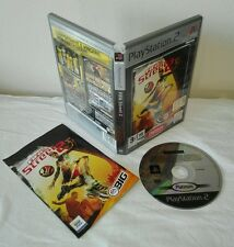 FIFA STREET 2 Sony PlayStation gioco game ps2 pal completo originale EA sports