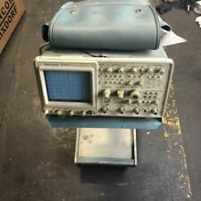 Tektronic 2445a 150mhz Analog Oscilloscope With Mobile Cart