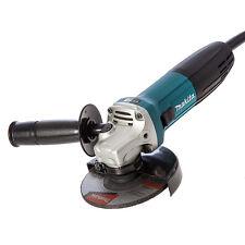 "Makita GA5030R 110v 720w 125mm 5"" slim body angle grinder 3 year warranty GA5030"