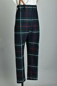 British Army Cold War Era Fine Condition Mackenzie Tartan Uniform Trews. CXJ