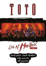 Toto - Live At Montreux 1991 (NEW DVD)