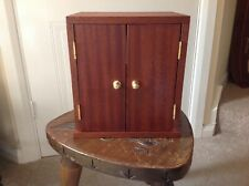 Vintage Wooden Double Sided Cabinet Cupboard Hand Made