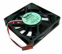 4-Wire Fan HP 12v DC 0.45a 70x15mm 372653-001 Fan 377779-001 Includes Screws