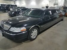 2007 Lincoln Town Car Limousine