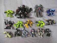 Transformers Robot Heroes Movie OPTIMUS PRIME RATCHET BUMBLEBEE Lot
