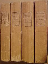 LACRETELLE Charles - HISTOIRE DE FRANCE DEPUIS LA RESTAURATION - 1829/1835