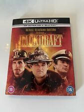 Backdraft (4K / UHD / Blu-ray / Region Free)