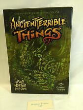 Ancient Terrible Things Dice Game Board Game Pulp Horror Theme Cthulhu FREE SHIP