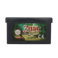 The Legend of Zelda The Minish Cap GBA Game Boy Advance Cartridge