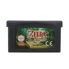 The Legend of Zelda The Minish Cap GBA Game Boy Advance Cartridge