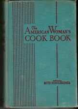 New Listing1938-47 American Woman's Cook Book Ruth Berolzheimer, Culinary Arts & Delineator