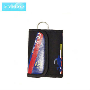 BOYS ADULTS CANVAS TRIFOLD SPORTS WALLET - 3