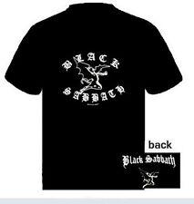 Black Sabbath- Flying Demon Music punk rock  t-shirt Small NEW
