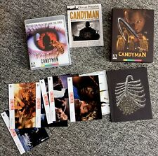 Candyman - Arrow Video Limited Edition Blu-ray Boxset - OOP w/booklet & book