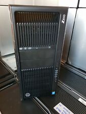 HP Z840 2x E5-2643 v3 128GB RAM QUADRO M6000 24GB Z Turbo 512GB 1TB SSD 6TB HDD