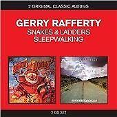 Gerry Rafferty - Classic Albums (Snakes & Ladders/Sleepwalking, 2012) New & Seal