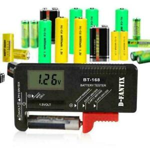 Battery Tester Tool Button Checker Accessory Low Power Portable W1V2 Z2Q2 X4A5