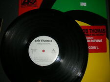 "RARE PROMO 12"" Rob Thomas Lonely No More (Jason Nevins Francois L) NM 2005"