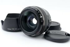 NEAR MINT Canon EF 28mm f/1.8 USM AF Wide Angle Lens from Japan