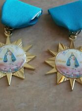 Botanica La Caridad del cobre  2017 first fiesta medal