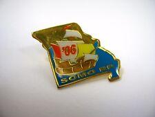 Collectible Pin: '06 2006 SOMO RR Clipper Ship Nautical Design