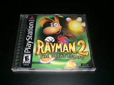 ☆☆ Rayman 2 The Great Escape ☆☆ Great Condition PlayStation Complete PS1 PS2 PS3