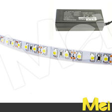 B045+G004 striscia LED 600 smd 3528 IP20 luce BIANCA 5000K 5mt led alta densità