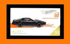 Hot Wheels ID Knight Rider KITT Series 1