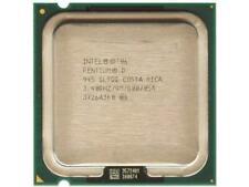 Intel® Pentium® D Processor 945 - 4M Cache, 3.40 GHz, 800 MHz FSB