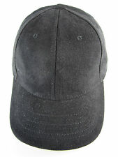 NEW Solid Black with Beige under Brim by Lengendary Golf Hat (B620)