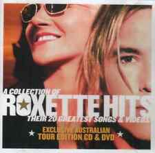 ROXETTE Hits! Australian Tour Edition CD/DVD BRAND NEW PAL Region 4
